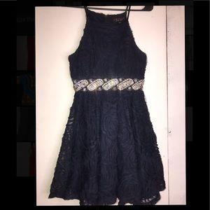 Ball midi dress